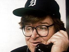 Ich hätte da mal eine Frage...  Regisseur Michael Moore