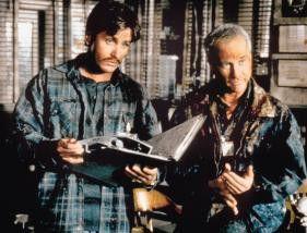 Hier steht aber, dass wir Vater und so sind! Emilio Estevez (l.) und Richard Dreyfuss
