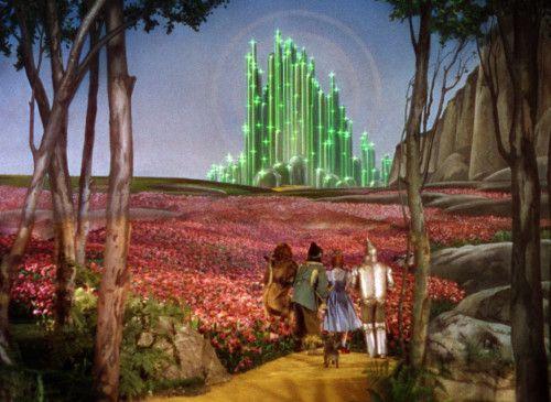Unterwegs im zauberhaften Land ...