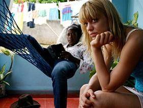 Gelangweilt auf Jamaika: Heike Makatsch