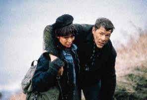 Irgendwie kommen wir nur genauso schleppend voran wie der Film - Sven Martinek und  Yvonne de Bark