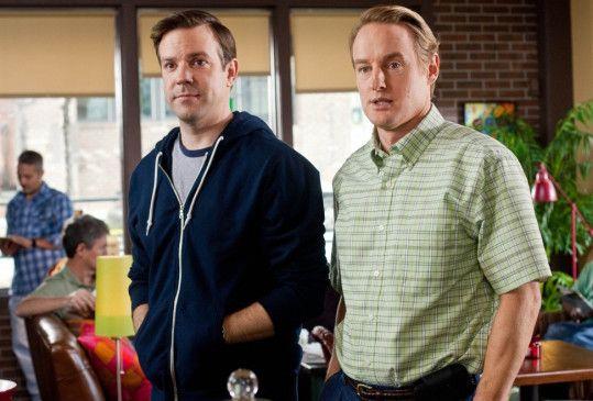 Zwei auf Freiersfüßen: Jason Sudeikis (l.) und Owen Wilson