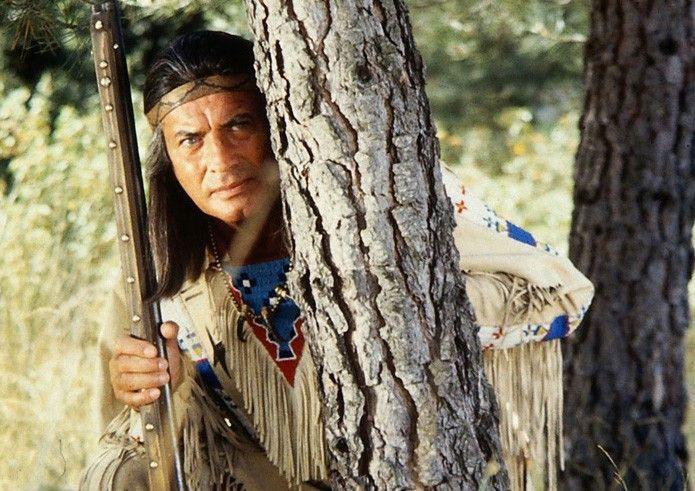 Aus den ewigen Jagdgründen zurückgekehrt: Pierre Brice als Winnetou