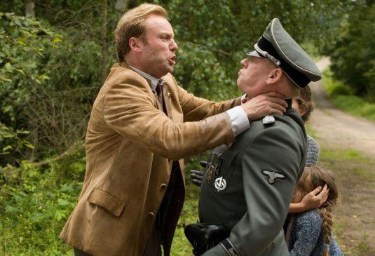 Zoff mit dem Nazi: Mark Waschke gerät mit Ben Becker aneinander