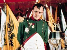 Ich werde über ganz Europa herrschen! Raymond Pellegrin als Napoleon