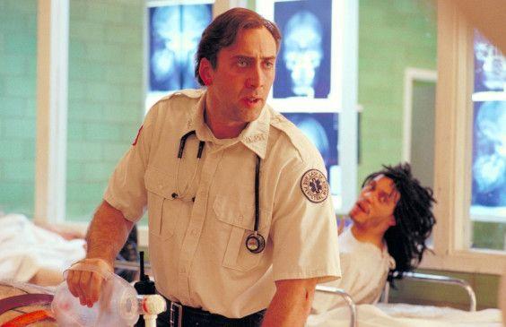 Frank (Nicolas Cage) ist vollkommen ausgebrannt