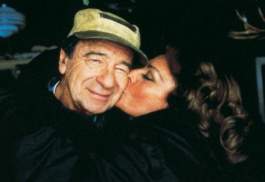 Ein Küsschen in Ehren: Sophia Loren und Walter Matthau