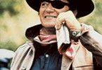 War schon ein fescher Bursche: John Wayne als  Marshal