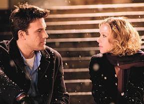 Und wann kommt der Weihnachtsmann? Ben Affleck und Christina Applegate