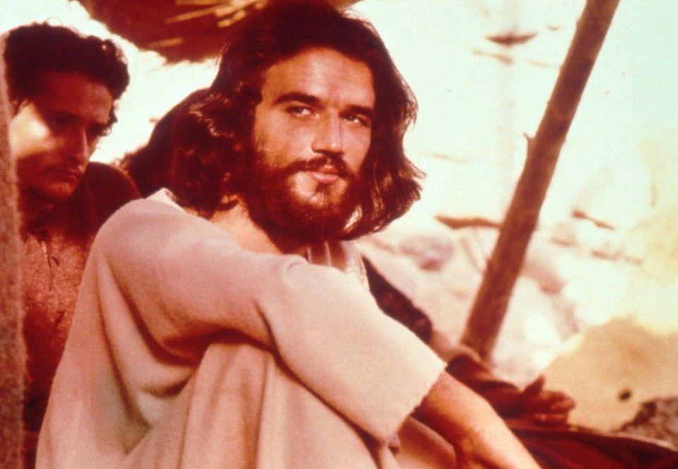 Ich werde Wunder vollbringen! Pier-Maria Rossi als Jesus