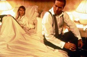 Du mit deinen dämlichen Doktorspielen! Mia Farrow  und John Hurt
