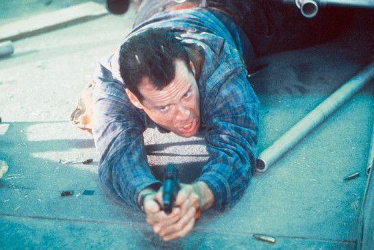 Alles, was nicht tötet, härtet ab: Bruce Willis im  Einsatz
