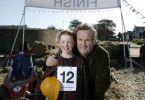 Ein gutes Team: Niamh McGirr und Colm Meaney