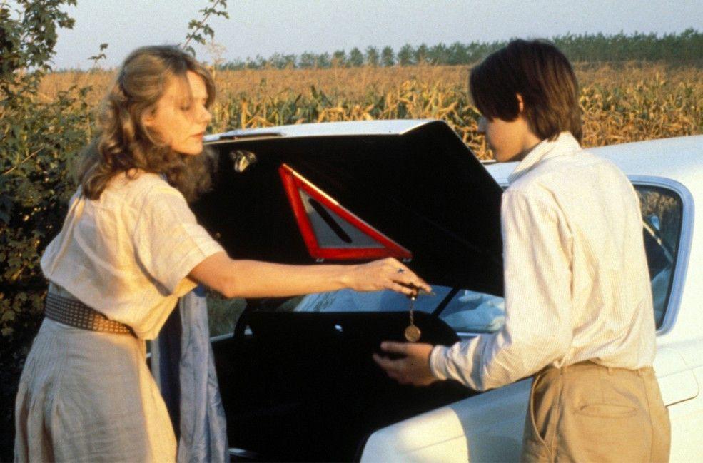 Nimm schon mal den Schlüssel, Schatz! Caterina (Jill Clayburg) und ihr drogenabhängiger Sohn