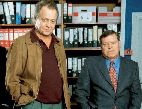 Wo bleibt mein Partner? Warren Clarke (r.) mit David Soul