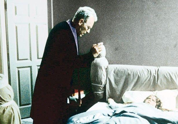 Weiche Satan! Max von Sydow will Linda Blair retten