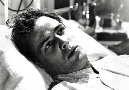 Die Liebe kann mich auch nicht heilen! Marlon Brando