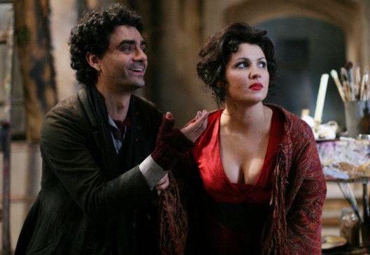 Star unter sich: Anna Netrebko und Rolando Villazón