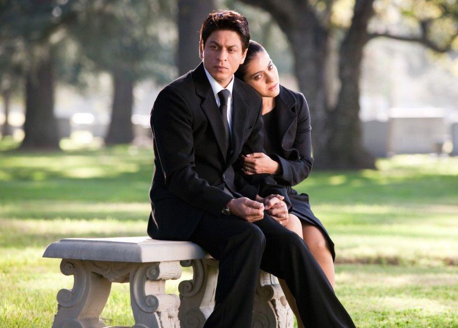 Einsam zu zweit: Shah Rukh Khan und Kajol