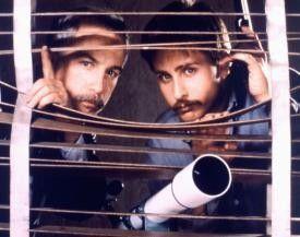 Guck mal, wer da guckt: Richard Dreyfuss (l.) und  Emilio Estevez
