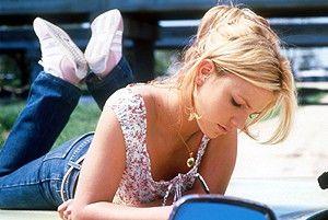 Lesen ist doch voll langweilig! Britney Spears