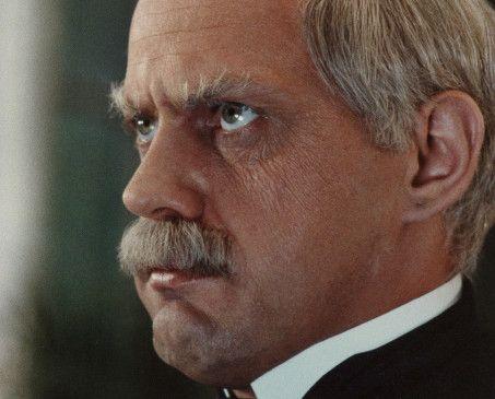 Mit Rauschebart und Halbglatze: Uwe Oschenknecht als Bismarck