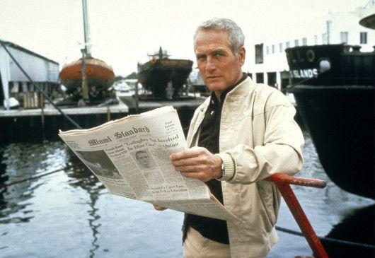 Was will die Reporterin von mir?  Paul Newman als untadeliger Geschäftsmann