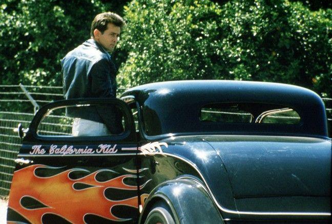"""Den Kerl kauf ich mir! Michael (Martin Sheen) und sein """"California Kid"""""""
