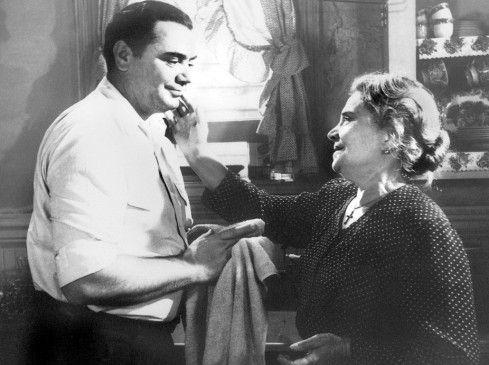 Sie sind aber eine hübsche Dame! Ernest Borgnine und Esther Minciotti
