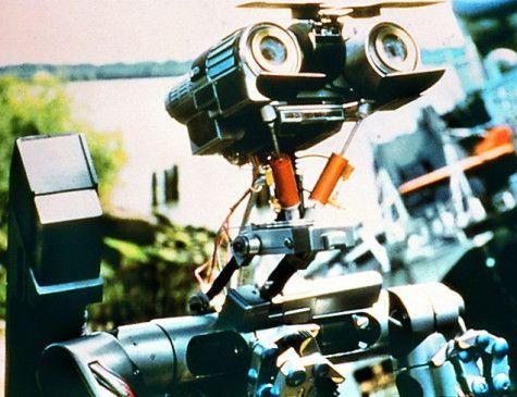 "Erweist sich als kluges Bürschchen: Roboter ""Nummer 5"""