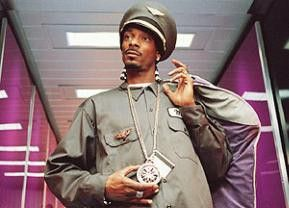 Natürlich bin ich stoned! Snoop Dogg als Kapitän