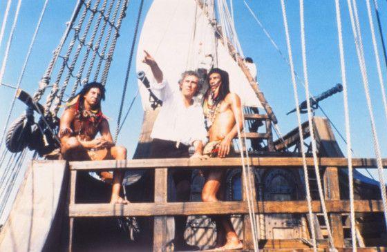 Unterwegs in der neuen Welt: Gabriel Byrne als Christopher Columbus
