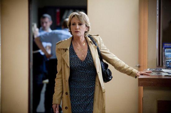 Noch ahnt Cathy (Patricia Kaas) nichts vom Mord an ihrer Tochter