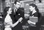 Kühles Verhältnis: Joan Crawford (r.) mit Zachary Scott und Ann Blyth