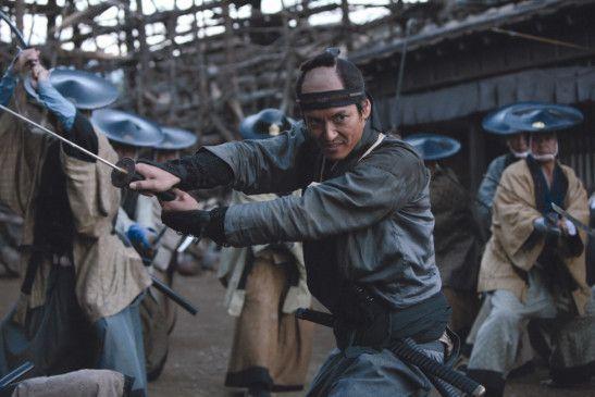 Sadistischer Bösewicht: Gorô Inagaki als Lord Naritsugu