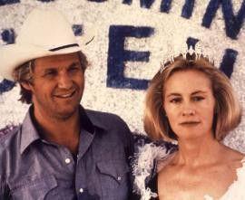 Alte Liebe rostet nicht: Cowboy Jeff Bridges  und Schönheitskönigin Cybill Shepherd
