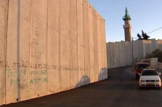 Tolle Aussichten - in Jerusalem sind die Mauern Realität