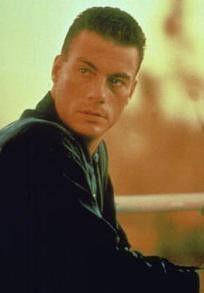 Ich bin doch wohl 'ne supercoole Type, oder? Jean- Claude Van Damme