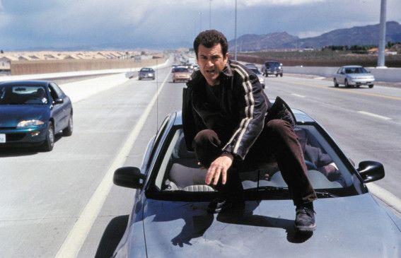 Kann mal jemand den Fön abstellen? Mel Gibson