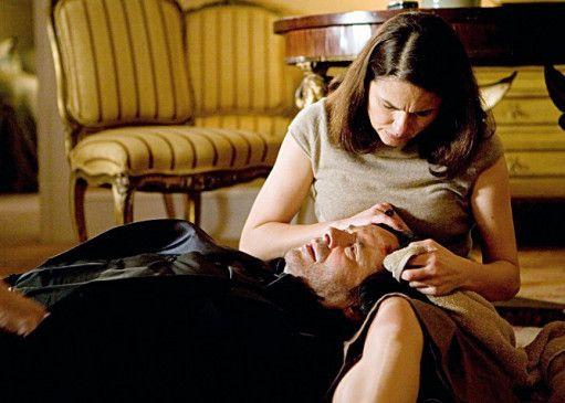 Zeit für Trost: Greta (Barbara Auer) und Paul (Uwe Kockisch)
