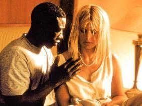 """Es gab doch mal einen Film, der hieß """"Berühre nicht die weiße Frau"""" - Wesley Snipes und Nastassja Kinski"""