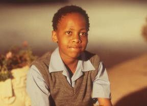 Ich will doch nur hier weg! Kagiso Mtetwa als Wonderboy