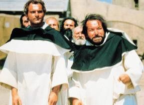 Tolle Kutte? Terence Hill (l.) und Bud Spencer