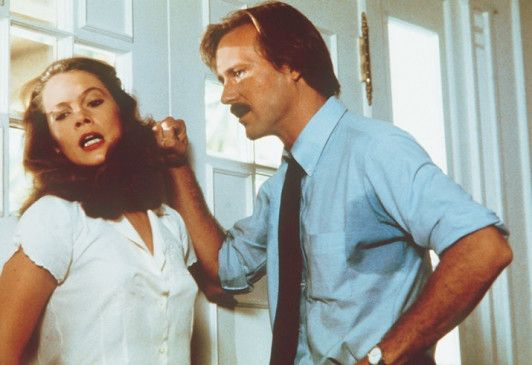 Wer spielt hier wen an die Wand? Kathleen Turner  und William Hurt