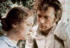 Edwina (Elizabeth Hartman) glaubt nicht mehr daran, dass John McBurney (Clint Eastwood) sie heiraten wird