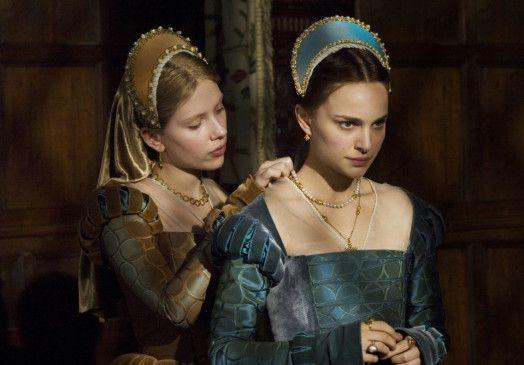 Schmucke Schwestern: Scarlett Johansson und Natalie Portman