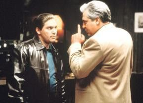 Zwei ehrgeizige Gangster: Autodieb Nicholas  Turturro (l.) und Mafioso-Boss Tom Sizemore