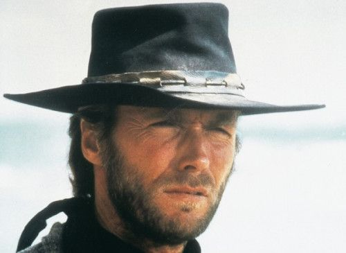 Wortkarg und geheimnisvoll:  Racheengel Clint Eastwood