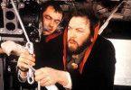 Donald Sutherland in Not: Wer hat den dämlichen  Knoten gemacht?