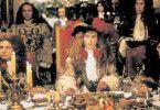 """""""Der Staat bin ich!"""" Didier Sandre als Ludwig XIV."""